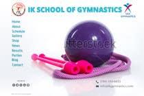 Contest Entry #34 for Website Design for ik gymnastics LLC