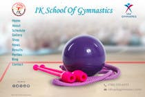Contest Entry #45 for Website Design for ik gymnastics LLC