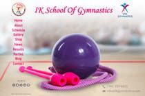 Contest Entry #65 for Website Design for ik gymnastics LLC