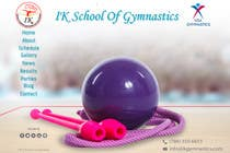 Entry # 67 for Website Design for ik gymnastics LLC by