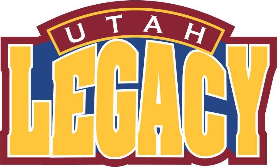 Proposition n°21 du concours Utah Legacy Basketball logo -- 09/15/2018 01:28:55