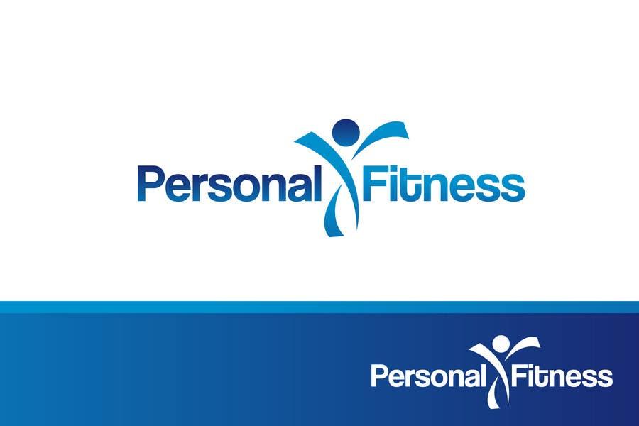 #100 for Logo Design for Personalfitness by Designer0713