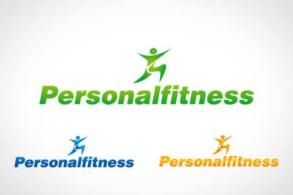 #472 for Logo Design for Personalfitness by logomaster055