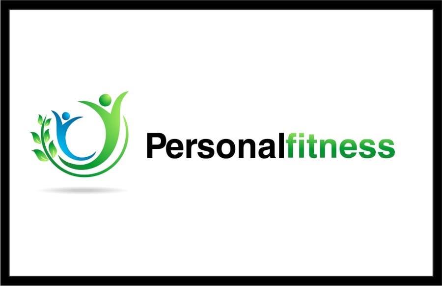 #373 for Logo Design for Personalfitness by OneTeN110