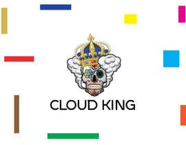 Nro 40 kilpailuun Design a Logo for Cloud King E-Juices käyttäjältä designerFibonacc