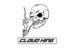 Nro 27 kilpailuun Design a Logo for Cloud King E-Juices käyttäjältä gurmeetss012