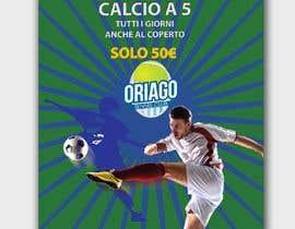 #103 untuk Futsal Flyer oleh piashm3085
