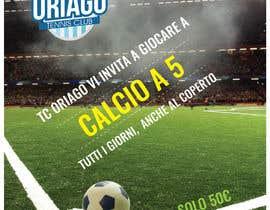 #147 untuk Futsal Flyer oleh jhapollo