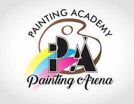 #13 สำหรับ Looking for a logo designer for painting academy โดย Sico66