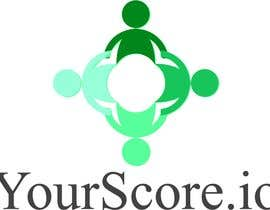 #74 for Design Logo For New Social Networking Software YourScore.io by TrKami