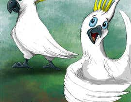 #24 untuk Cartoon Bird oleh ecomoglio