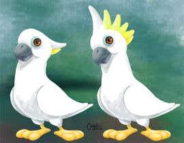 Nro 29 kilpailuun Cartoon Bird käyttäjältä ecomoglio