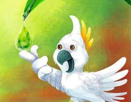 Nro 44 kilpailuun Cartoon Bird käyttäjältä ecomoglio