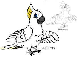 #11 for Cartoon Bird af satherghoees1