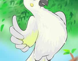 Nro 36 kilpailuun Cartoon Bird käyttäjältä DGtlab