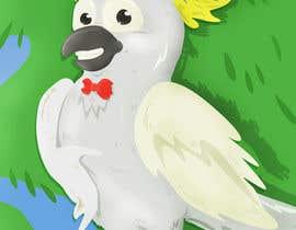 Nro 13 kilpailuun Cartoon Bird käyttäjältä alreenalevy