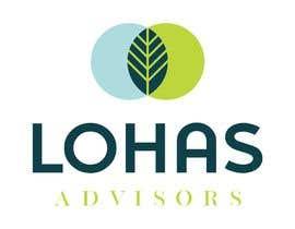 nº 43 pour LOHAS Advisors from existing LOHAS Capital logo par bdghagra1