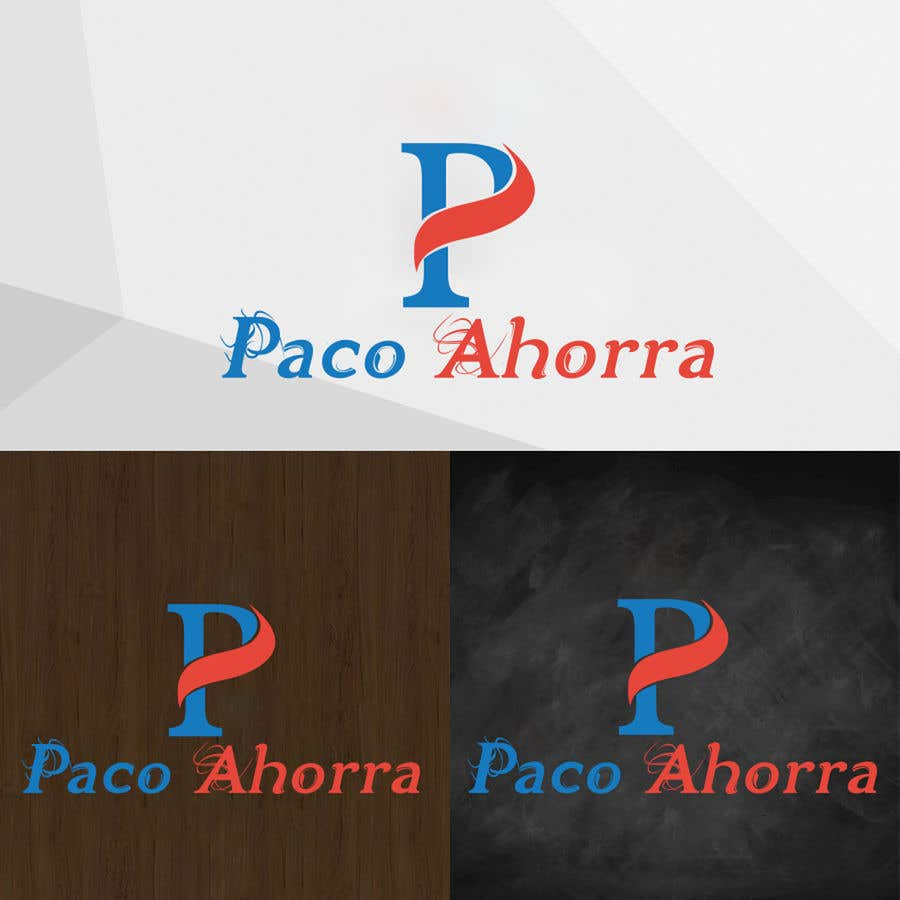 Contest Entry #284 for Create a Logo for Paco Ahorra