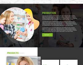 #58 for Build a Website for Pharmacy Stores company by bluehobbit