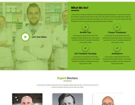 #61 for Build a Website for Pharmacy Stores company by webhazrat