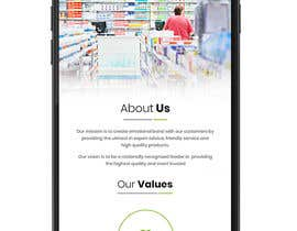 #67 for Build a Website for Pharmacy Stores company af tamamanoj