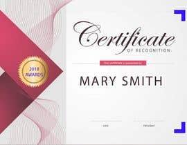 nº 14 pour Certificate Design par tousikhasan