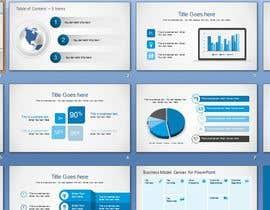 Nro 13 kilpailuun 6 page PowerPoint Template for Financial Information Teaser käyttäjältä dipayanzed