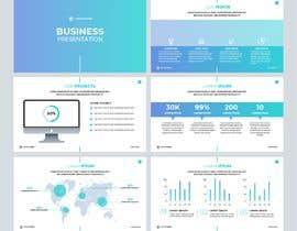 Nro 18 kilpailuun 6 page PowerPoint Template for Financial Information Teaser käyttäjältä imviresh