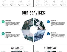 Nro 37 kilpailuun 6 page PowerPoint Template for Financial Information Teaser käyttäjältä ShahadFarhan