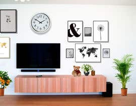 #47 for Design a photo frame wall by MhOvi01