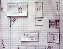 #2 for Need someone to do interior design for my living room with furnitures based on where I will purchase the furniture www.xxxlutz.de.. the wall is white and the floor is white oak. by arghod95
