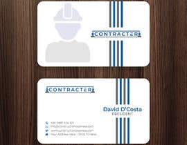 #215 para Design business card for startup company por SondipBala