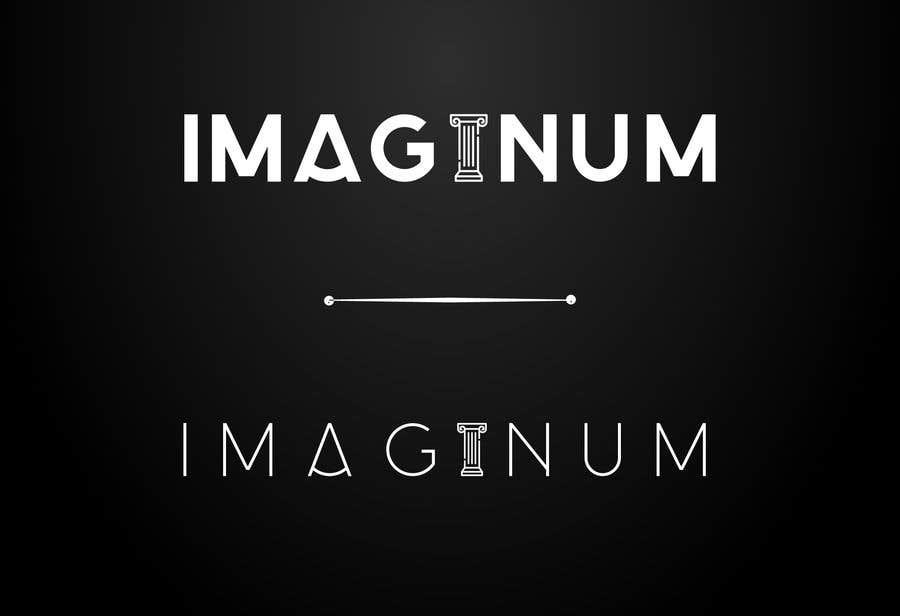 "Participación en el concurso Nro.58 para Design a Logo for a company called ""I M A G I N U M"""
