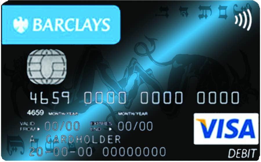 Barclaycard Business Platinum Visa Credit Card Gallery - Card Design ...