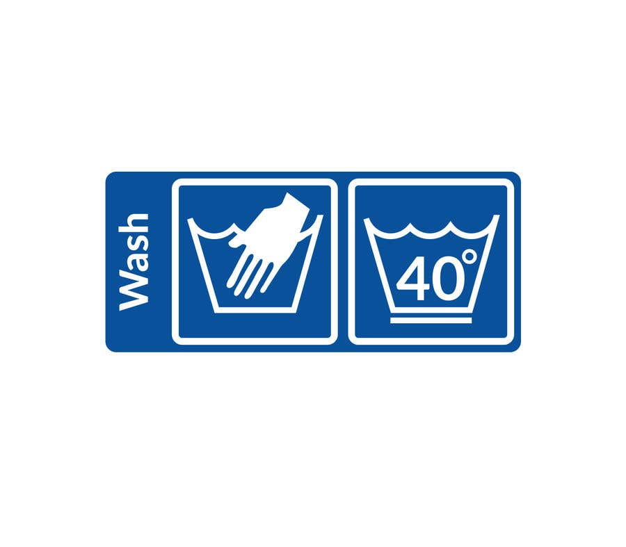 Proposition n°                                        22                                      du concours                                         Improve our washing instructions image