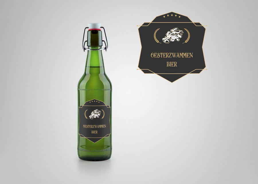Конкурсна заявка №47 для I need some Graphic Design: A label for a beer bottle
