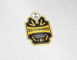 #28 für I need some Graphic Design: A label for a beer bottle von zwarriorxluvs269