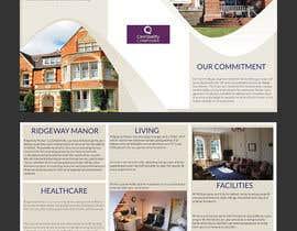 Nro 42 kilpailuun Brochure for Residential Care Home käyttäjältä Srabon55014