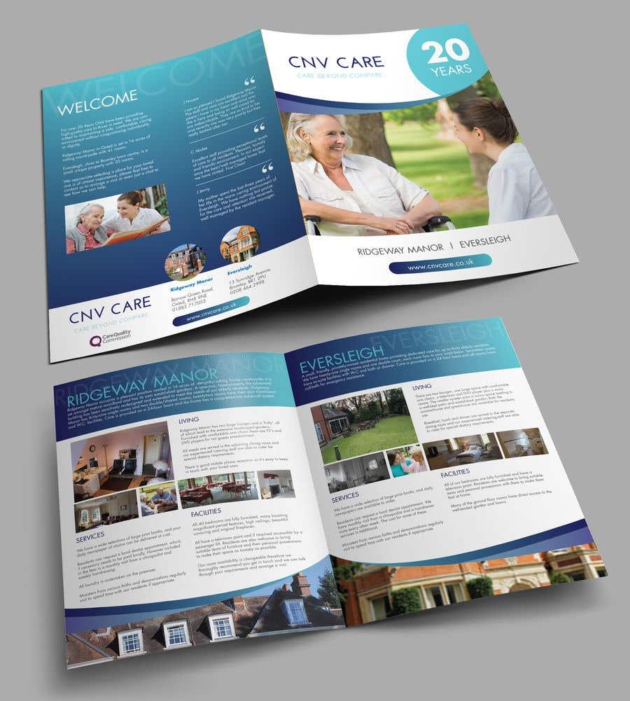 Entry 19 By Achiverdesigner For Brochure For Residential