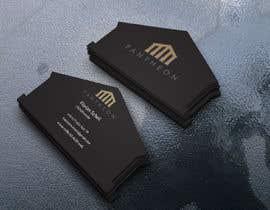 Nro 307 kilpailuun business card käyttäjältä sakahatbd