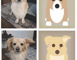 nº 9 pour Draw a clipart picture of our dog par emmyjames