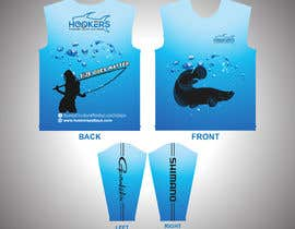 #28 for Design a long sleeve UV fishing top/hoodie af masudrana95