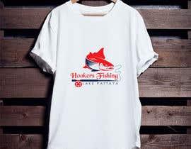 nº 38 pour Design a long sleeve UV fishing top/hoodie par mhfreelancer95