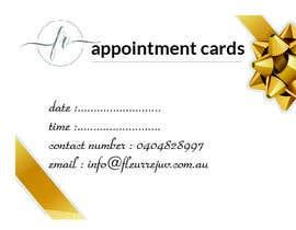 #2 para appointment cards por rifatmia2016