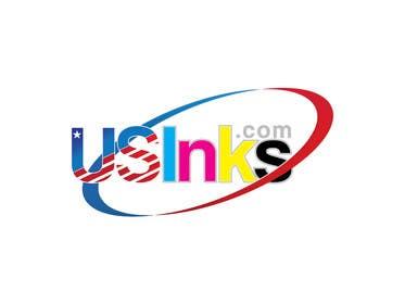 #100 for Logo Design for USInks.com by winarto2012