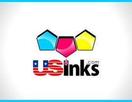 nº 214 pour Logo Design for USInks.com par arteq04