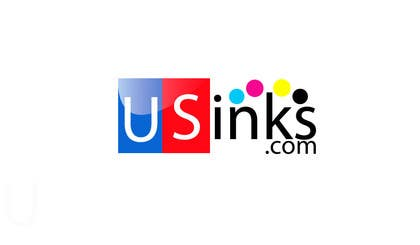 #184 for Logo Design for USInks.com by aqstudio