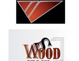 #15 untuk Design a logo for a  wood fashion brand oleh AnsaAsad4