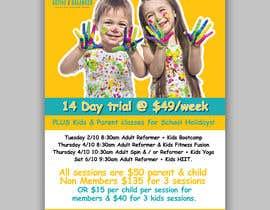 Nro 10 kilpailuun Flyer for School holidays käyttäjältä SadatZim