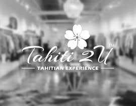 """#168 per Design a Logo for """"Tahiti 2 U"""" da Faiziishyk"""